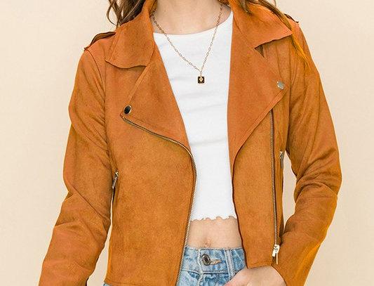 Hazel Moto Jacket