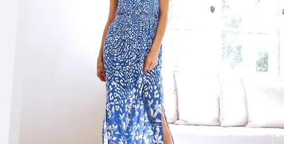 Blu Maxi Dress