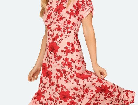 Andrea Midi Dress