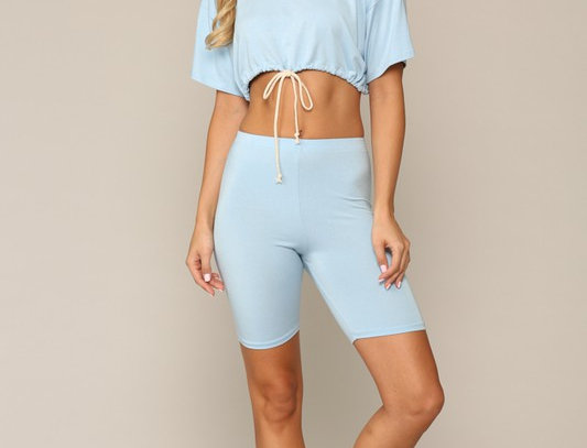 Cybil Biker shorts