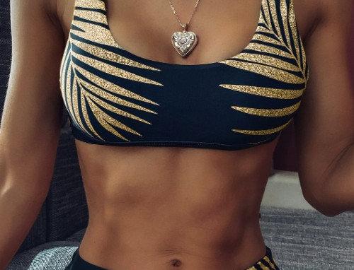 Jamaica Swim Top