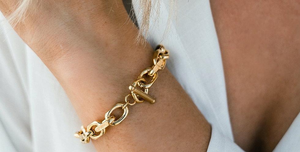 Maddox Toggle Bracelet