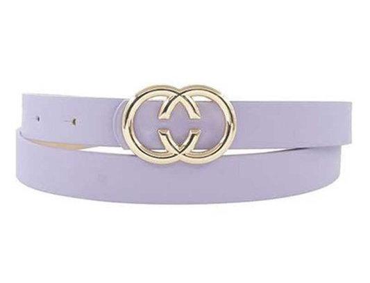 Medium Double C Belt