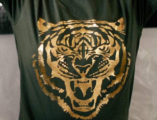 Golden Tiger Tee