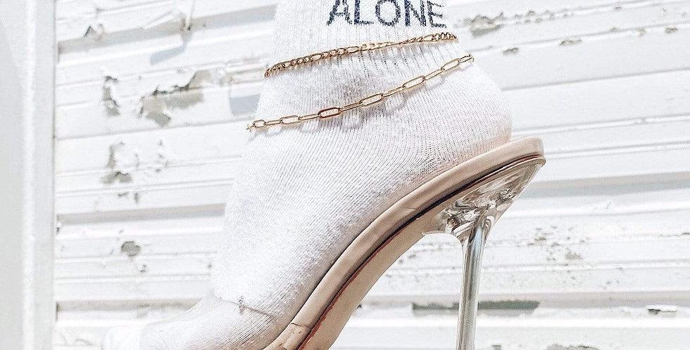 Felette Figaro Chain Anklet