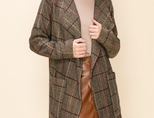 Ginger Coat