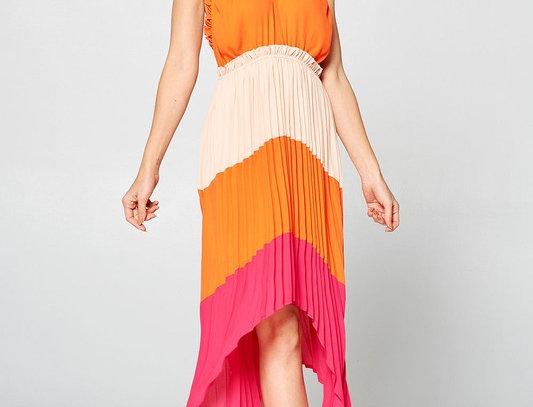 Brasillia High-low Dress