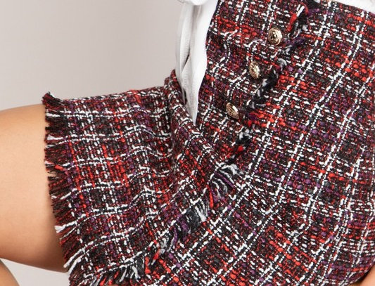 Nicole Mini Skirt