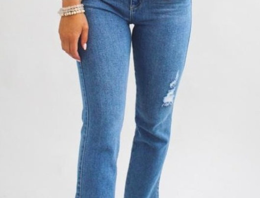 Cedar Straight Leg