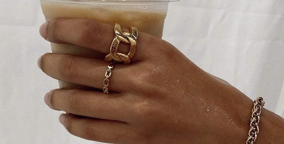 Brooklyn Chain Ring