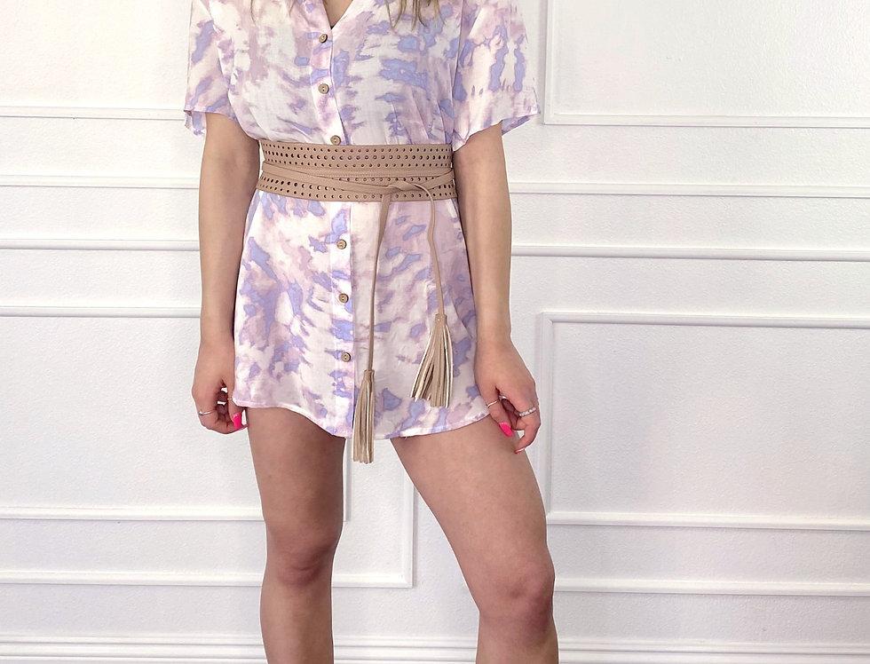 Ellison Shirt Dress