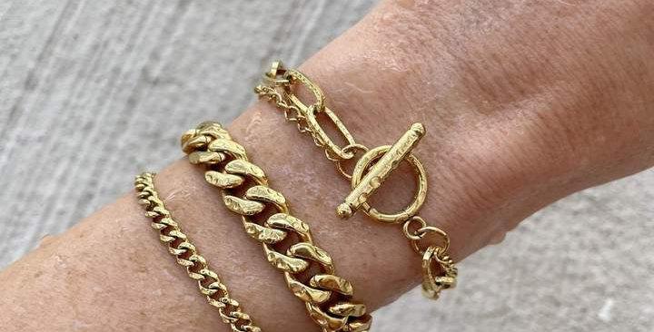 Zane Chain Bracelet