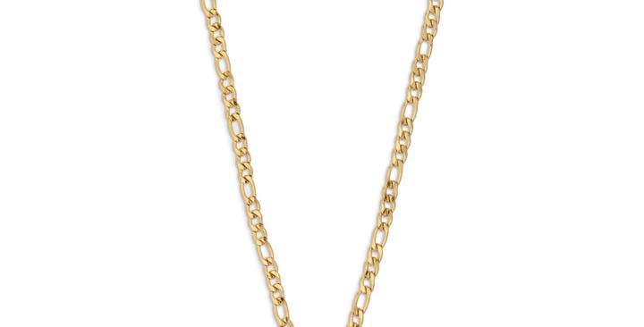 Rylan Figaro Chain Lock Necklace