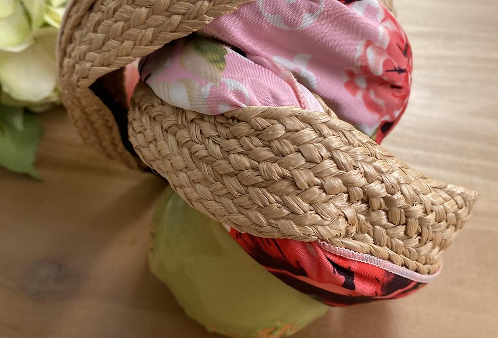 Garden Wicker Headband