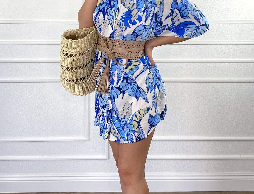 Apollonia Shirt Dress