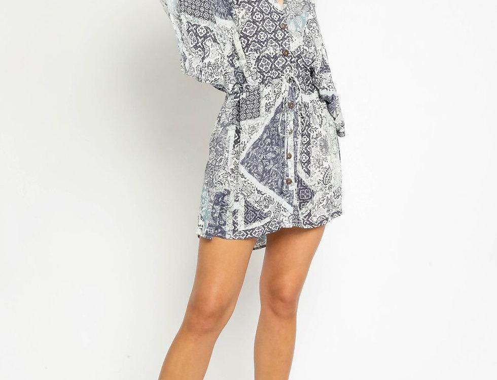 Randi Shirt Dress