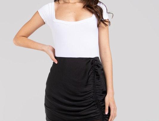 Lydia Mini Skirt