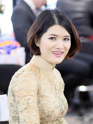Bà Nguyễn Thị Hoài Hương