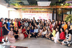Dự án đào tạo hội viên nữ doanh nhân HNEW