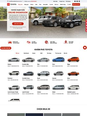 Công ty Toyota Thanh Xuân