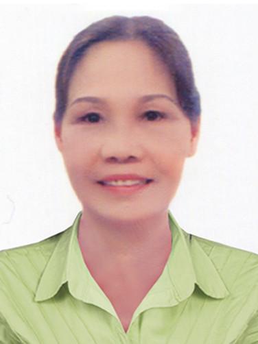 Bà Hà Thị Vinh