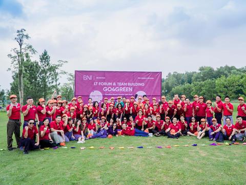 Chương trình LT Forum và Team Building BNI Hà Nội 2