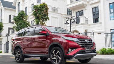 Toyota Rush chiếm lĩnh phân khúc nhờ ưu đãi hấp dẫn tháng 6