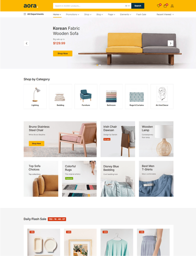 Mẫu giao diện website