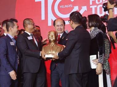 BNI Việt Nam kỷ niệm 10 năm thành lập: Thông điệp chúng ta là một lan tỏa giá trị sẻ chia