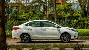 Ưu đãi vàng tháng 6 sở hữu Toyota Vios chỉ từ 458 triệu đồng