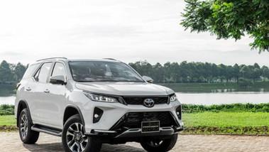 Toyota Fortuner 2021 giá lăn bánh, Giá xe & Khuyến mãi 04/2021
