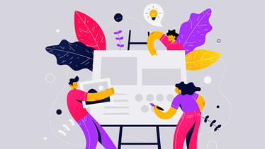10 xu hướng thiết kế website đang thịnh hành năm 2020