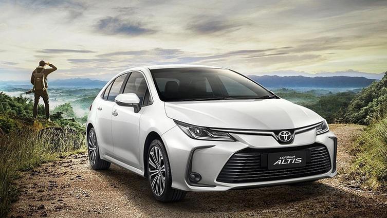 Toyota Corolla Alits