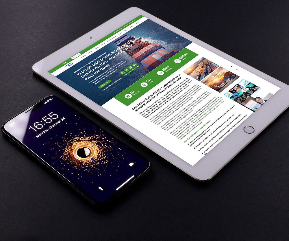 Website giúp xây dựng uy tín thương hiệu
