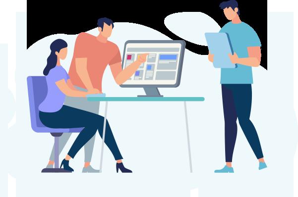 Tìm kiếm công ty thiết kế website