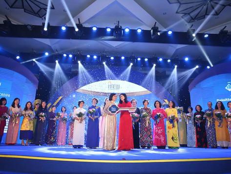 Đại hội Hiệp hội Nữ Doanh nhân TP. Hà Nội lần III: Sải cánh vươn xa