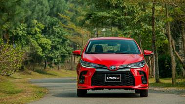 Giá xe Toyota Vios 2021 hấp dẫn, tiện nghi như xe sang