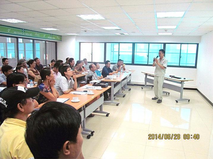 khóa học bảo dưỡng xe tại Toyota Thanh Xuân