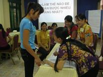 Hỗ trợ phụ nữ kinh doanhh tại Lai Châu - Yên Bái