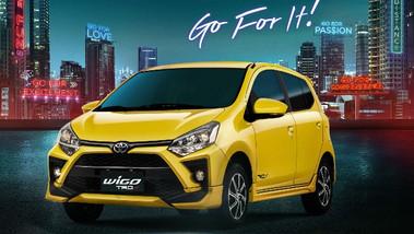 Ưu đãi đến 20 triệu đồng cho Toyota Wigo phiên bản mới