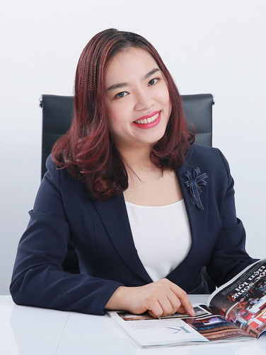 Bà Lê Thị Hoàng Oanh