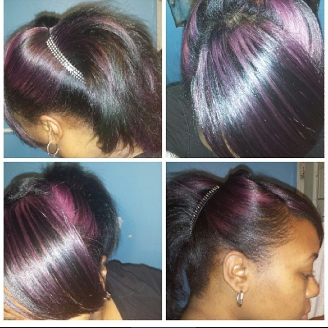 Instagram - Purple highlights Me and Toliah did.jpg
