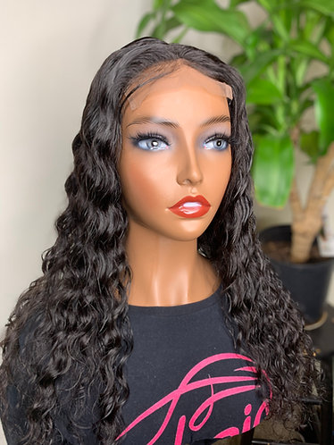 """Tatiana"" Lace Closure Wig"