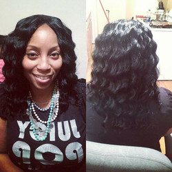 Full Sew In, no hair out_#troystylist #troyhair #fullsewin #sewindeals  #detroitstylist #styleseat #