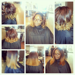 Instagram - Haircut and Curled  #beauty #fashion #idohair #cosmetologist #fashionpost #detroitstylis
