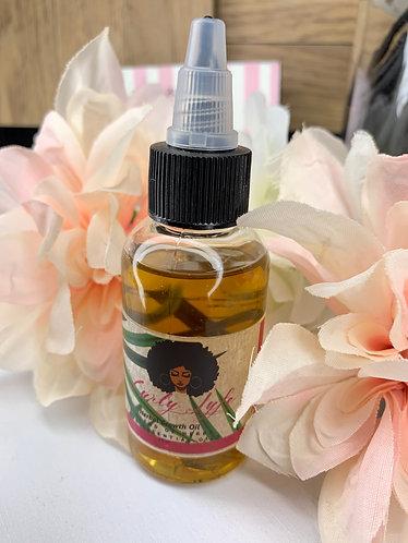 Herbal Growth Oil
