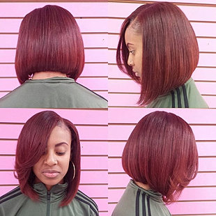 Marvelous Bob Hairstyle 360 View Bob Get Free Printable Hairstyle Pictures Short Hairstyles Gunalazisus