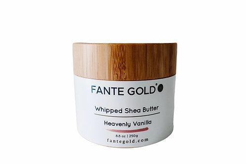 Heavenly Vanilla Whipped Shea Butter