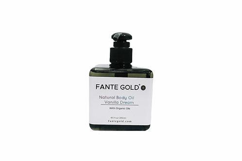 Vanilla Dream Body Oil