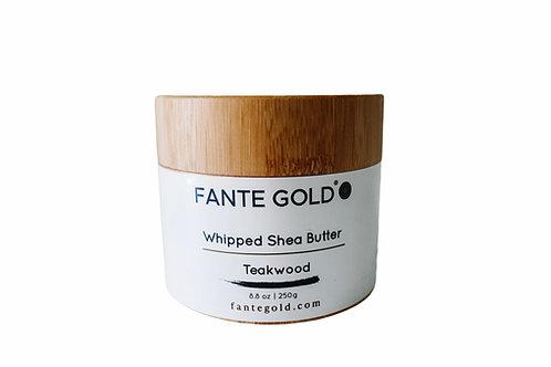 Men's Teakwood Shea Body Butter